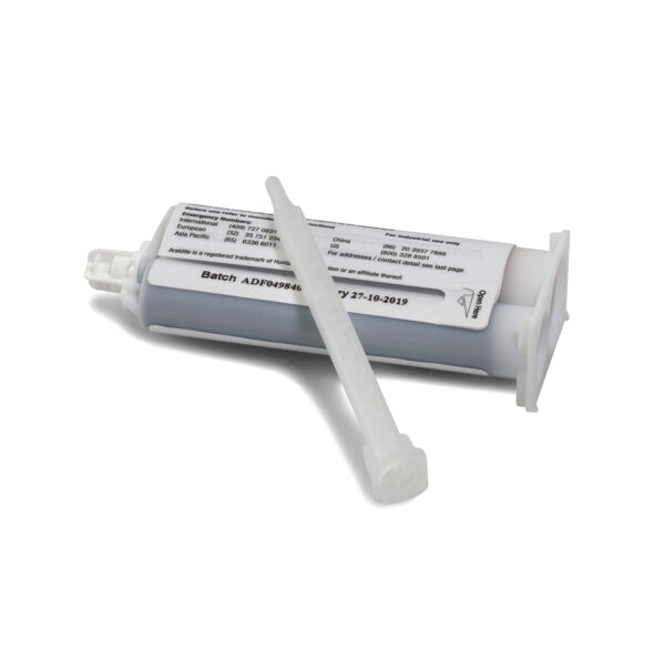 50ml Epoxy Adhesive - Dual Cartridge - Grey