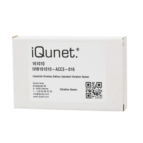 iQunet vibration sensor