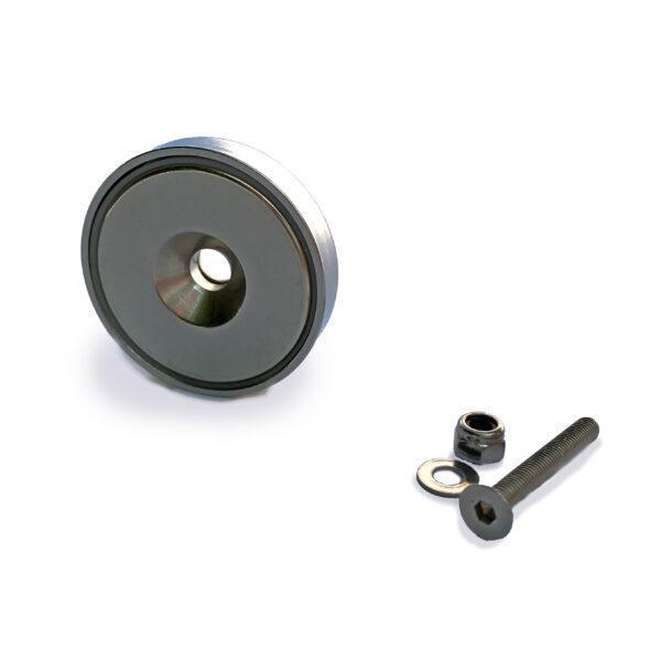 Magnetic mount - Ø32 (30kg)