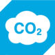 BLUE sensor CO2 icon large