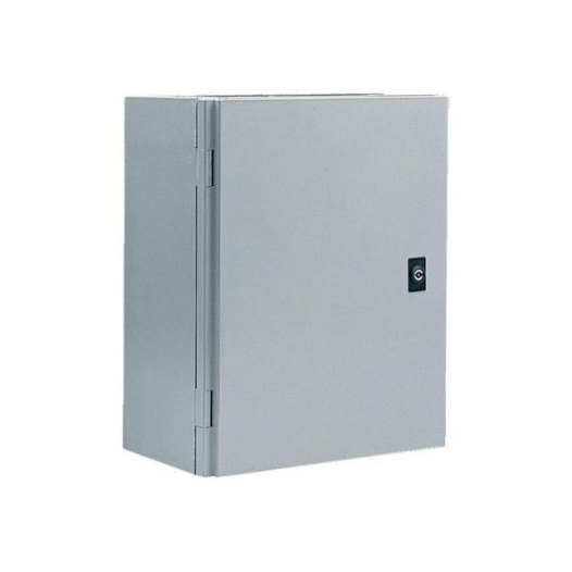 Industrial IP66 cabinet with iQunet server
