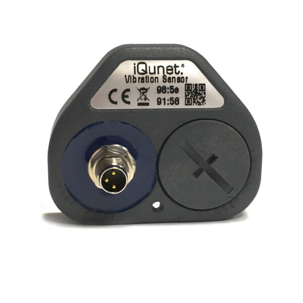 Wireless 24V Powered Vibration Sensor