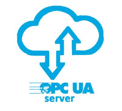 BLUE INVERS OPCUA Server icon