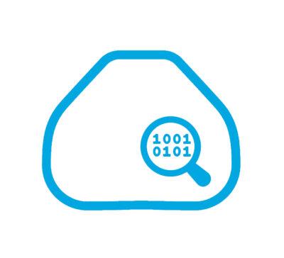 BLUE INVERS sensor firmware icon